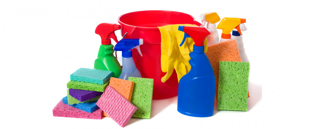 We Supply All Cleaning Products So You Don't Have To Worry About It